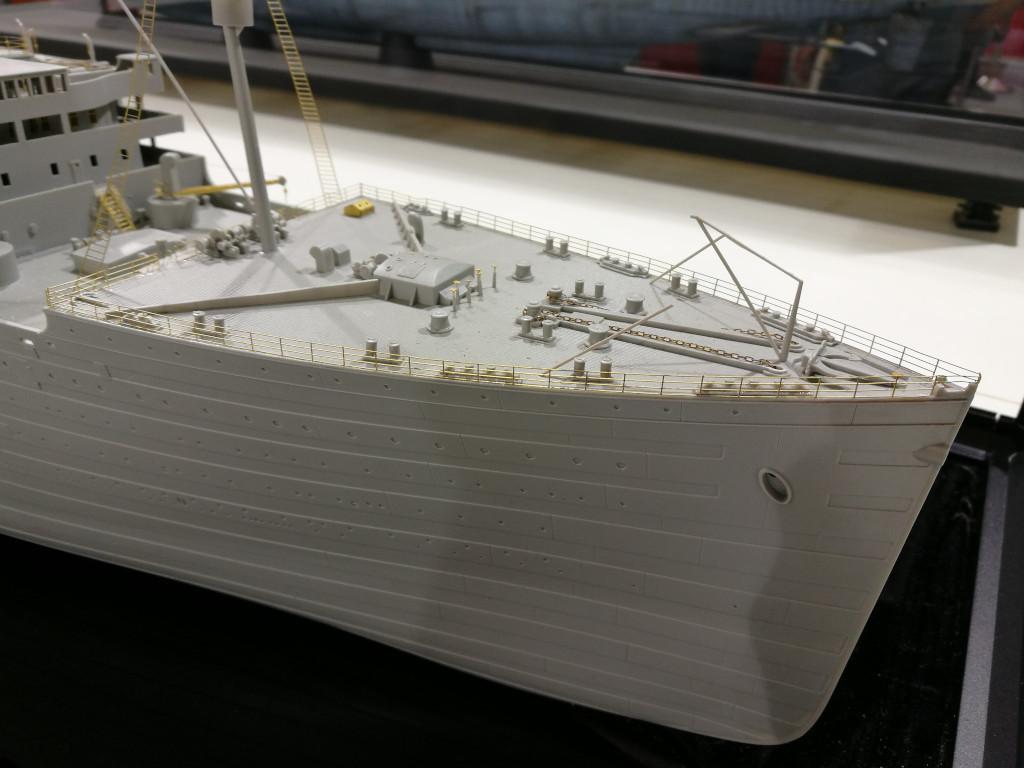 06 Trumpeter stellt Titanic in 1:200 vor !
