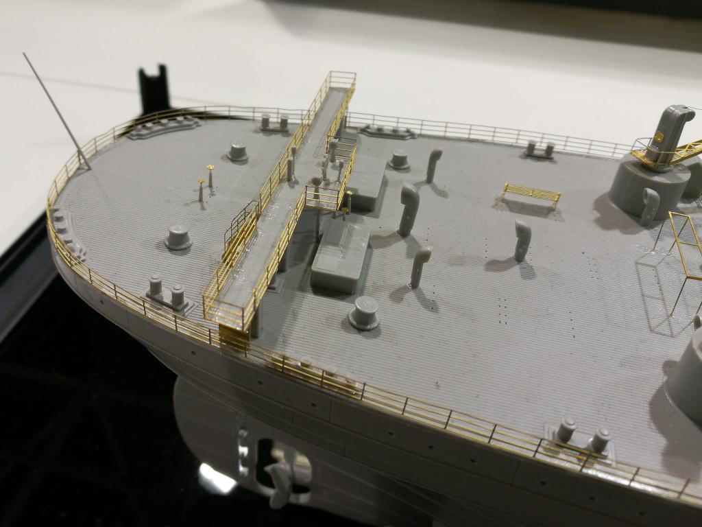 10-1 Trumpeter stellt Titanic in 1:200 vor !