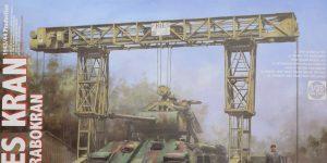 Fries Kran 16t Strabokran 1943/1944 Production 1:35 Takom (#2109)