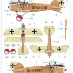 Eduard-11124-Viribus-Unitis-Markierungen2-150x150 Albatros D. III Oeffag Viribus Unitis in 1:48 von Eduard # 11124