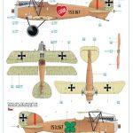 Eduard-11124-Viribus-Unitis-Markierungen3-150x150 Albatros D. III Oeffag Viribus Unitis in 1:48 von Eduard # 11124