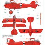 Eduard-11124-Viribus-Unitis-Markierungen4-150x150 Albatros D. III Oeffag Viribus Unitis in 1:48 von Eduard # 11124