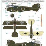 Eduard-11124-Viribus-Unitis-Markierungen5-150x150 Albatros D. III Oeffag Viribus Unitis in 1:48 von Eduard # 11124