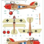 Eduard-11124-Viribus-Unitis-Markierungen6-150x150 Albatros D. III Oeffag Viribus Unitis in 1:48 von Eduard # 11124