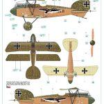 Eduard-11124-Viribus-Unitis-Markierungen9-150x150 Albatros D. III Oeffag Viribus Unitis in 1:48 von Eduard # 11124