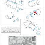 Eduard-49939-RF-101-Voodoo-Interior-4-150x150 Zubehör für die RF 101 Voodoo von Kitty Hawk 1:48 von EDUARD