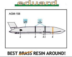 Eduard-648425-AGM-158-12-300x240 Eduard 648425 AGM-158 (12)