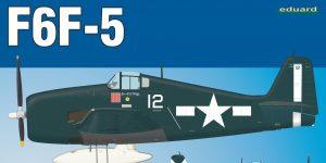 F-6F Hellcat in 1:72 von Eduard # 7450