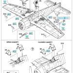Eduard-7450-F6F-5-Hellcat-WEEKEND-Bauanleitung4-150x150 F-6F Hellcat in 1:72 von Eduard # 7450