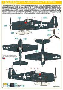 Eduard-7450-F6F-5-Hellcat-WEEKEND-Bauanleitung5-211x300 Eduard 7450 F6F-5 Hellcat WEEKEND Bauanleitung5