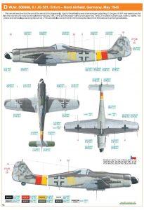 Eduard-8189-FW-190-D-9-Late-28-205x300 Eduard 8189 FW 190 D-9 Late (28)