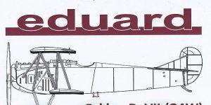 Nürnberg Messenachlese: Die neue Fokker D.VII von Eduard in 1:72