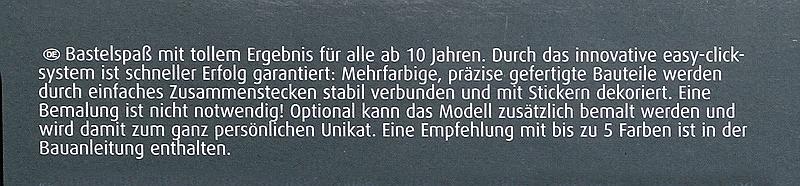 "Revell-07679-Porsche-356-B-Coupe-Reasy-Click-21 Porsche 356 B Coupe im Maßstab 1:16 als ""easy click""-Bausatz Revell 07679"