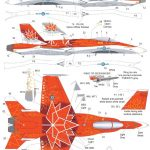 Review_Kinetic_CF-188A_67-150x150 CF-188A (RCAF DEMO TEAM 2017) - Kinetic 1/48