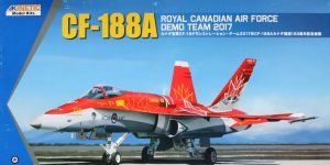 CF-188A (RCAF DEMO TEAM 2017) – Kinetic 1/48