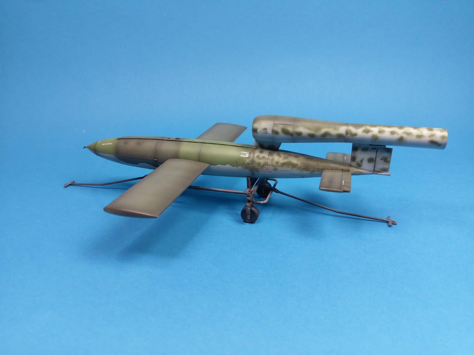 Special-Hobby-SH-32071-V1-gebaut-4 Special Hobbys V1 im Maßstab 1:32 gebaut
