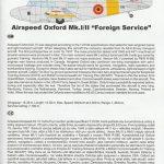 """Special-Hobby-SH-48104-und-48149-Airspeed-Oxford-41-150x150 Airspeed Oxford in 1:48 von Special Hobby ( 48104 """"Commonwealth Service"""" und # 48159 """"Foreign Service"""" )"""