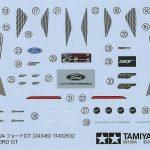 Tamiya-24346-Ford-GT-14-150x150 Ford GT im Maßstab 1:24 von Tamiya # 24346