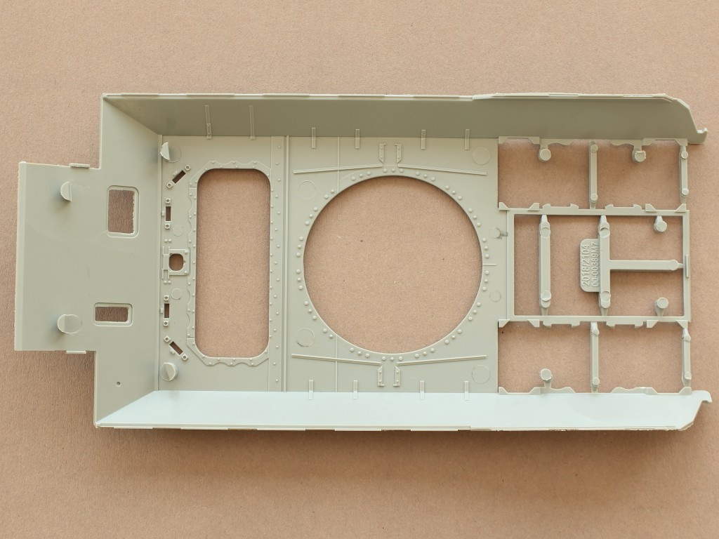 Wanne-1 Panther Ausf. D Late Prod. Sd. Kfz. 171 w. Zimmerit Full Interior 1:35 Takom #2104