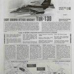 Zvezda-4821-Jak-130-Bauanleitung-1-150x150 Jakowlew Jak-130 ( Yak-130 ) in 1:48 von ZVEZDA # 4821