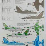 Zvezda-4821-Jak-130-Lackierung-1-150x150 Jakowlew Jak-130 ( Yak-130 ) in 1:48 von ZVEZDA # 4821