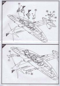 Airfix-A06101A-Spitfire-F.-Mk.-22-und-24-12-209x300 Airfix A06101A Spitfire F. Mk. 22 und 24 (12)