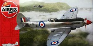Spitfire F. Mk. 22/24 in 1.48 von Airfix A06101A