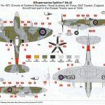 Airfix-A06101A-Spitfire-F.-Mk.-22-und-24-4-150x150 Spitfire F. Mk. 22/24 in 1.48 von Airfix A06101A