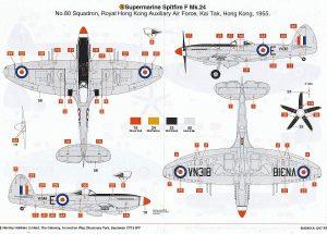 Airfix-A06101A-Spitfire-F.-Mk.-22-und-24-6-300x215 Airfix A06101A Spitfire F. Mk. 22 und 24 (6)