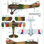 """Eduard-11123-Legie-SPAD-XIII-Cs.-pilotu2-150x150 """"Legie"""" - SPAD XIII Cs. pilotu in 1:48 von Eduard # 11123"""