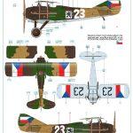 """Eduard-11123-Legie-SPAD-XIII-Cs.-pilotu3-150x150 """"Legie"""" - SPAD XIII Cs. pilotu in 1:48 von Eduard # 11123"""