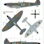 Eduard-2117-Spitfire-Mk.-XVI-Dual-Combo11-150x150 SUPERMARINE SPITFIRE Mk.XVI IN 1:72 ALS DUAL COMBO VON EDUARD #2117