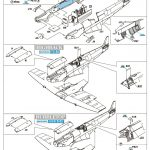 Eduard-2117-Spitfire-Mk.-XVI-Dual-Combo16-150x150 SUPERMARINE SPITFIRE Mk.XVI IN 1:72 ALS DUAL COMBO VON EDUARD #2117
