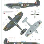 Eduard-2117-Spitfire-Mk.-XVI-Dual-Combo4-150x150 SUPERMARINE SPITFIRE Mk.XVI IN 1:72 ALS DUAL COMBO VON EDUARD #2117