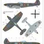 Eduard-2117-Spitfire-Mk.-XVI-Dual-Combo5-150x150 SUPERMARINE SPITFIRE Mk.XVI IN 1:72 ALS DUAL COMBO VON EDUARD #2117