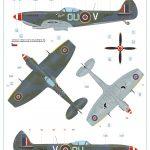 Eduard-2117-Spitfire-Mk.-XVI-Dual-Combo6-150x150 SUPERMARINE SPITFIRE Mk.XVI IN 1:72 ALS DUAL COMBO VON EDUARD #2117