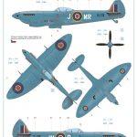 Eduard-2117-Spitfire-Mk.-XVI-Dual-Combo7-150x150 SUPERMARINE SPITFIRE Mk.XVI IN 1:72 ALS DUAL COMBO VON EDUARD #2117
