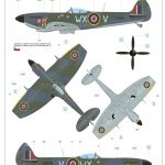 Eduard-2117-Spitfire-Mk.-XVI-Dual-Combo8-150x150 SUPERMARINE SPITFIRE Mk.XVI IN 1:72 ALS DUAL COMBO VON EDUARD #2117
