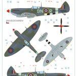 Eduard-2117-Spitfire-Mk.-XVI-Dual-Combo9-150x150 SUPERMARINE SPITFIRE Mk.XVI IN 1:72 ALS DUAL COMBO VON EDUARD #2117