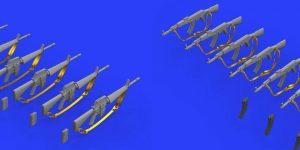 Vietnam: M16 und AK-47 in 1:35 Eduard # 635009 und 635010