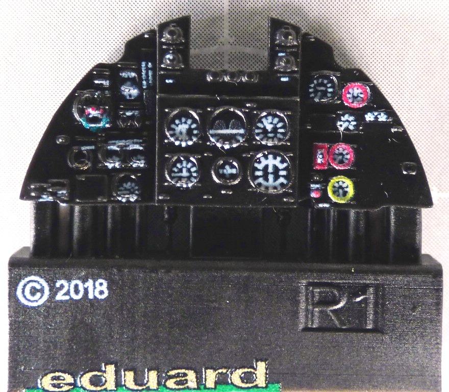 Eduard-644006-Tempest-Mk.-V-LÖÖK-3 Zubehör für die Tempest Mk. V in 1:48 von Eduard