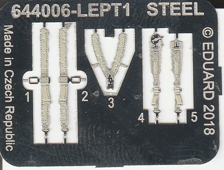 Eduard-644006-Tempest-Mk.-V-LÖÖK-4 Zubehör für die Tempest Mk. V in 1:48 von Eduard
