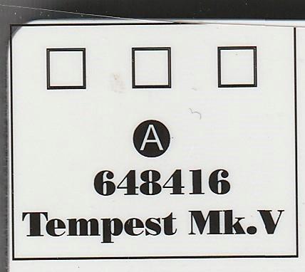 Eduard-648416-Tempest-Mk.-V-Cockpit-11 BRASSIN Cockpit Tempest Mk. V von Eduard # 648416