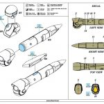 Eduard-648449-AN-AVQ-26-Pave-tack-pod-for-F-4-2-150x150 AN/AVQ-26 Pave Tack Pod in 1:48 von Eduard # 648449