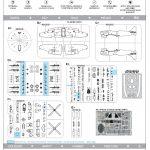 Eduard-82122-Tempest-Mk.-V-Series-2-Bauanleitung1-150x150 Tempest Mk.V Series 2 Profi-Pack in 1:48 von Eduard #82122