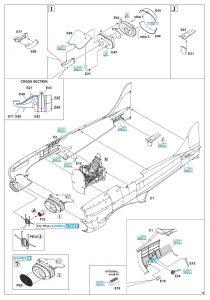 Eduard-82122-Tempest-Mk.-V-Series-2-Bauanleitung7-210x300 Eduard 82122 Tempest Mk. V Series 2 Bauanleitung7