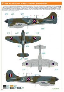 Eduard-82122-Tempest-Mk.-V-Series-2-Farbschemen1-2-210x300 Eduard 82122 Tempest Mk. V Series 2 Farbschemen1 (2)