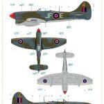 Eduard-82122-Tempest-Mk.-V-Series-2-Farbschemen1-3-150x150 Tempest Mk.V Series 2 Profi-Pack in 1:48 von Eduard #82122