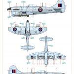 Eduard-82122-Tempest-Mk.-V-Series-2-Farbschemen1-4-150x150 Tempest Mk.V Series 2 Profi-Pack in 1:48 von Eduard #82122