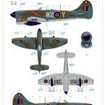 Eduard-82122-Tempest-Mk.-V-Series-2-Farbschemen1-5-150x150 Tempest Mk.V Series 2 Profi-Pack in 1:48 von Eduard #82122